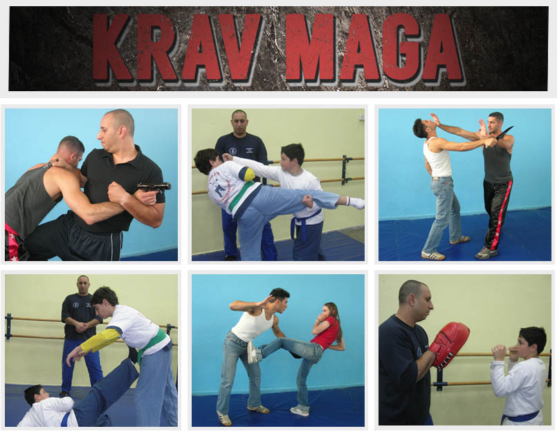 Krav Maga Contact Us Picture Gallery