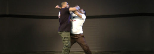 Krav Maga Training - Use Your Enemy Force