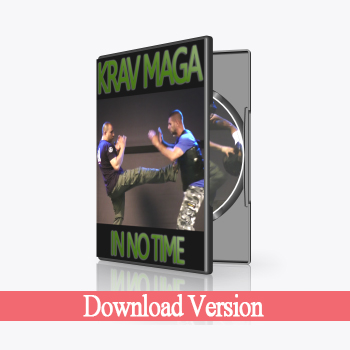 Krav Maga in No Time - Digital Copy