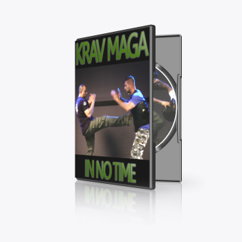 Krav maga in No Time - Hard Copy
