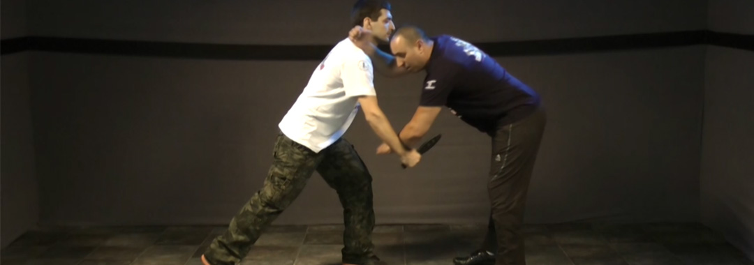 Self Defense Krav Maga - Knife Defense