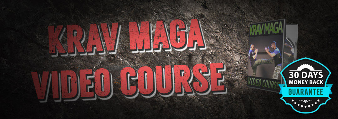 Krav Maga Training - DVD Video Course with Guarantee