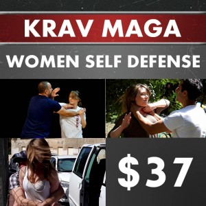KRAV MAGA Self Defense for Women