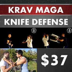 Krav Maga Knife Defense DVD Course