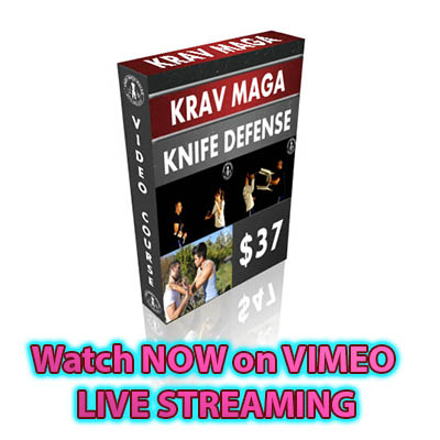 Krav Maga Knife Defense Video Course STREAMING